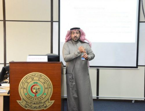 ورشة عمل بعنوان Simulation Faculty Empowerment and Development Program (SimFED®)